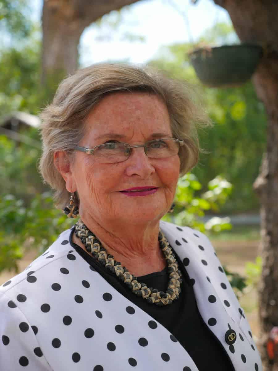Carol Kidu