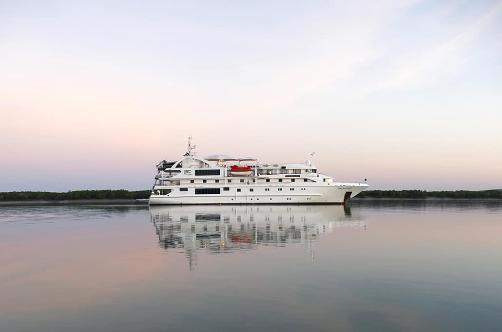 Kimberley Coral Expeditions Coral Discoverer