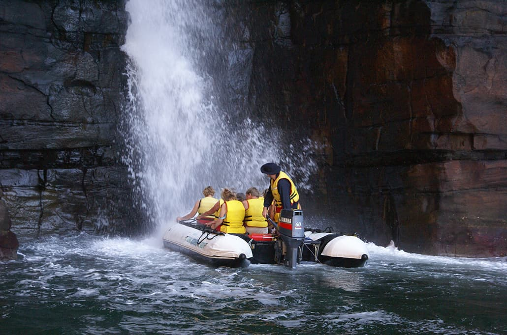 Kimberley Coral Expeditions King George Falls