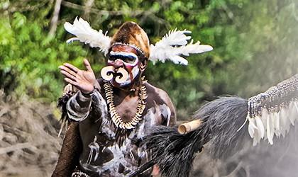Agats Syuru Village Papua Warriors Coral Expeditions
