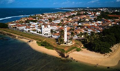 Galle Fort Sri Lanka Coral Expeditions