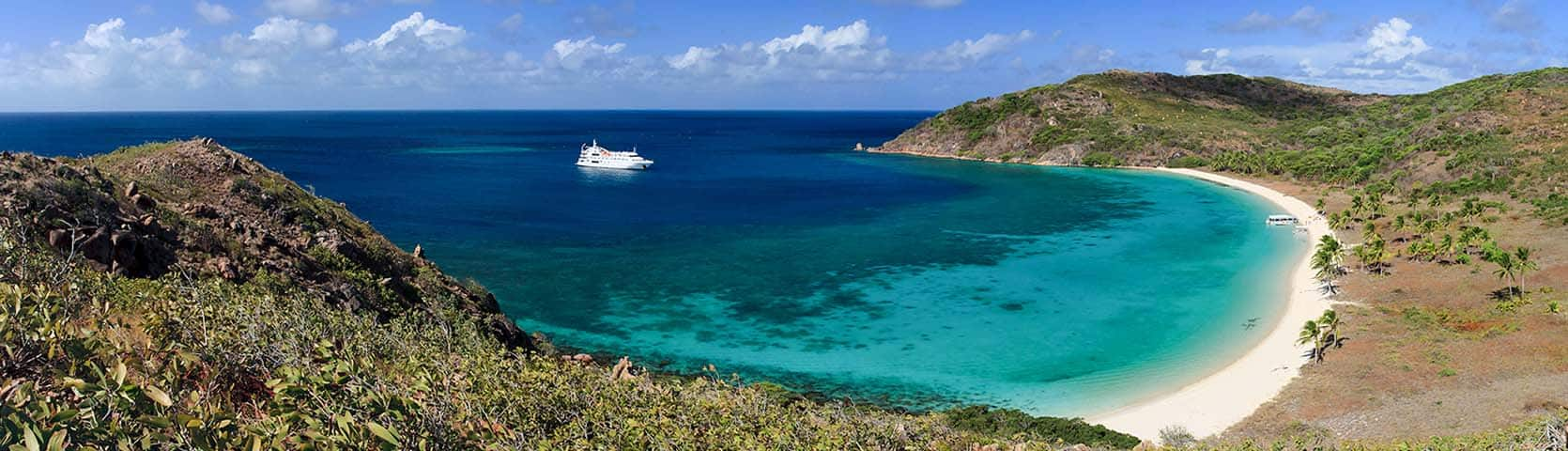 Cape York and Arnhem Land Art Themed Darwin to Cairns Coral Expeditions
