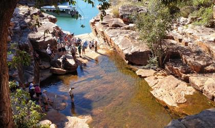 Kimberley Swimming