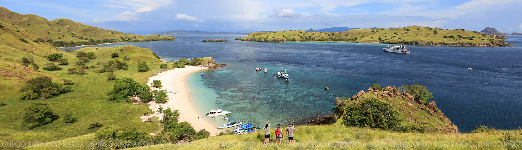 Komodo Dragons & Krakatoa Singapore to Darwin Coral Expeditions