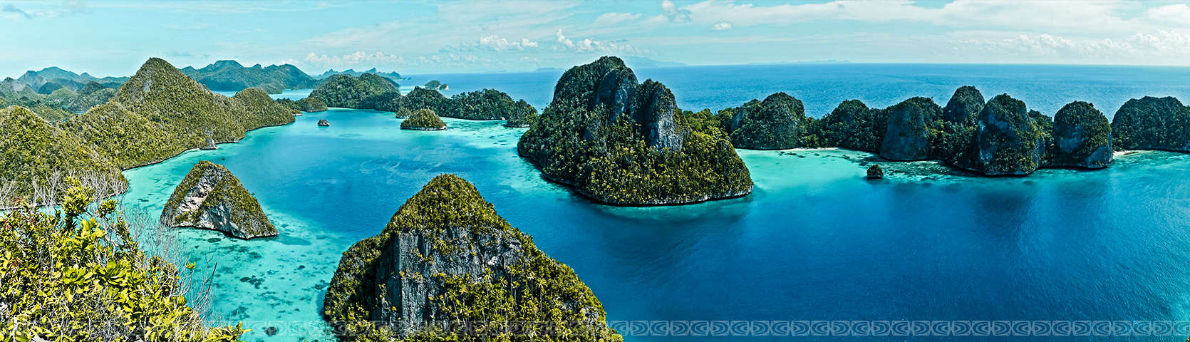 Raja Ampat and Spice Islands Darwin to Biak Coral Expeditions