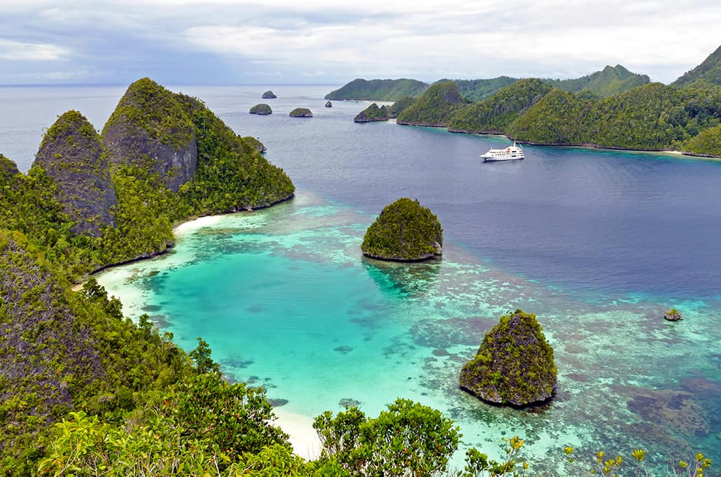 Raja Ampat Coral Expeditions