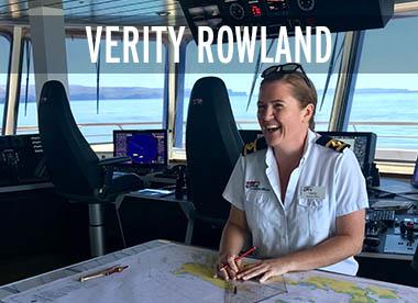 Verity Rowland