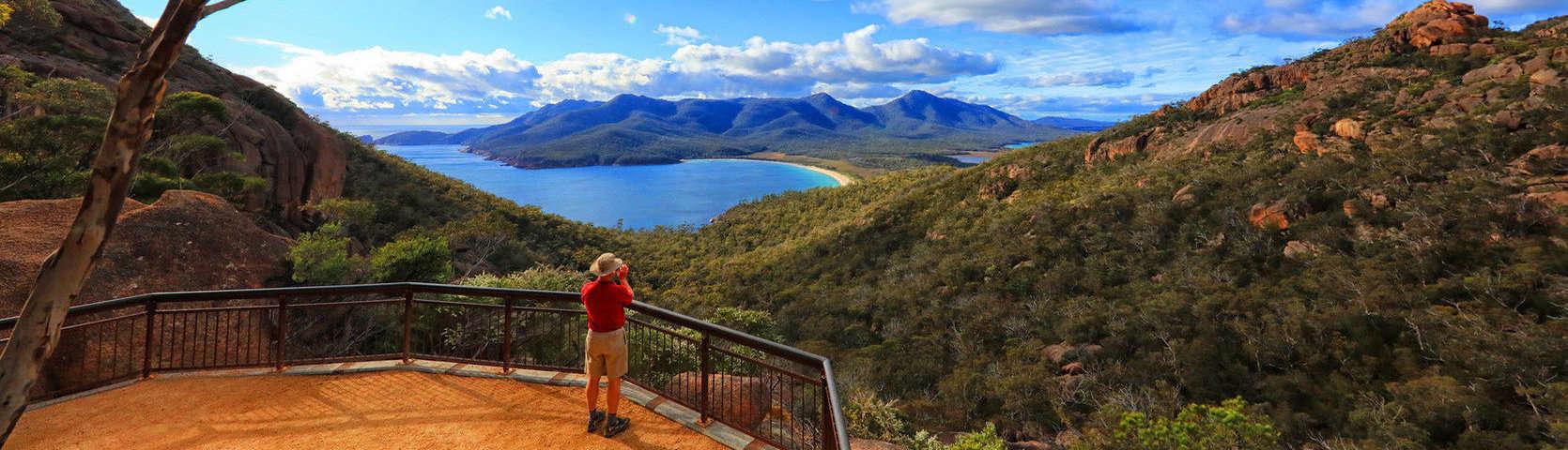 Wineglass Bay Lookout, Tasmania
