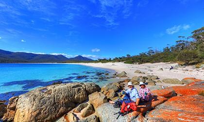 Coastal Wilds Of Tasmania Wineglass Bay