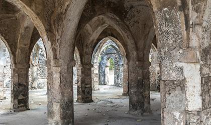 Kilwa Kisiwana Ruins