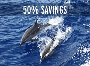 50% Savings with Coral Expeditions