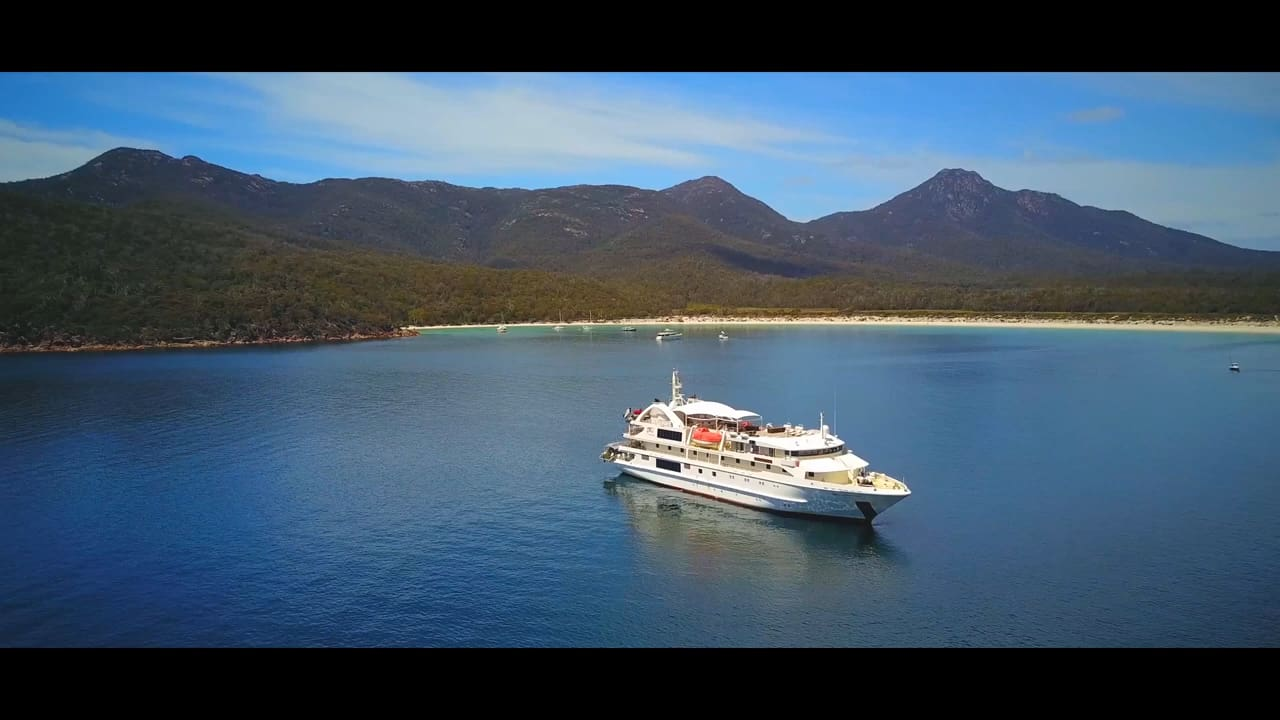 Coral Expeditions Ship