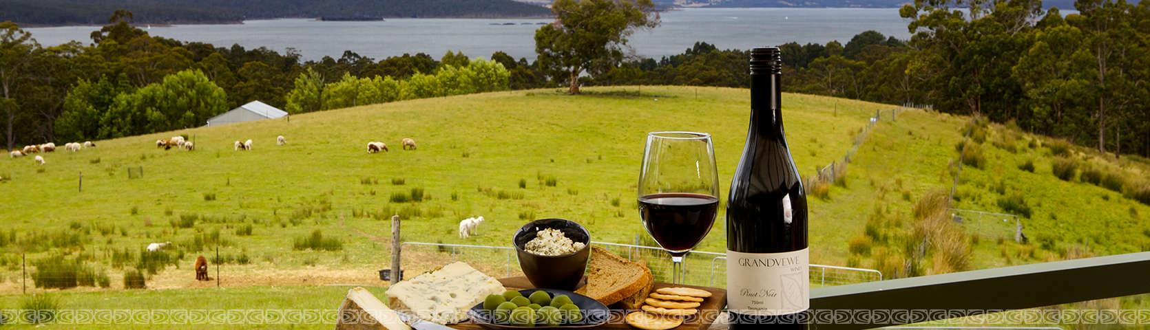 Tasmania Food and Wine