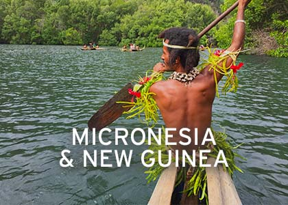 Micronesia & New Guinea Normal