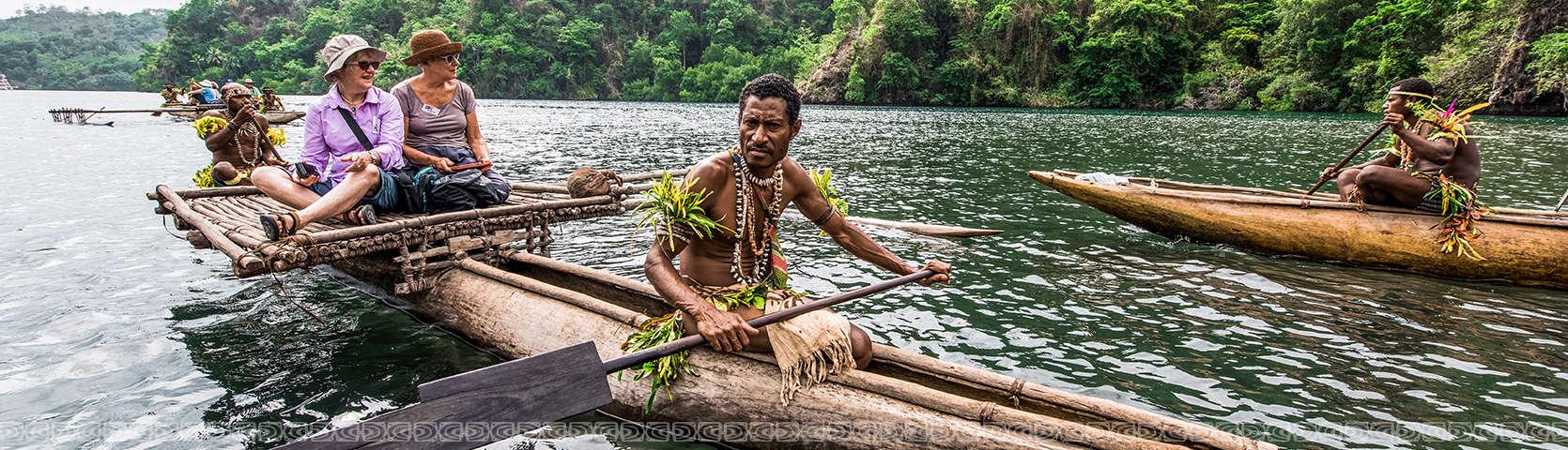 Micronesia & New Guinea