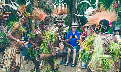 Papua New Guinea 2 TH