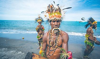 Papua New Guinea TH