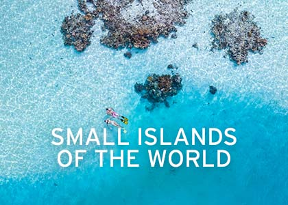 Small Islands Of The World Coral Expeditions Normal