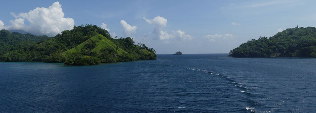 Day 2 Papua New Guinea - At Coral Sea