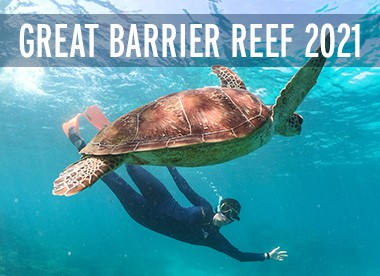 Great Barrier Reef 2021