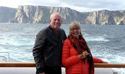 Guests at Tasmania