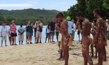 Honiara to Port Villa Tile