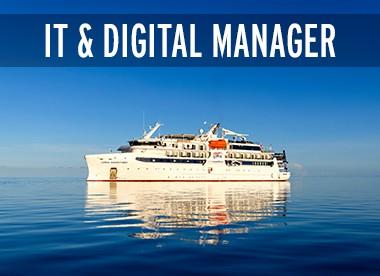 IT & Digital Manager Image