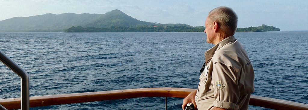Jamie Anderson Papua New Guinea Trip