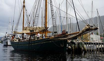 Wooden Boat Festival -1