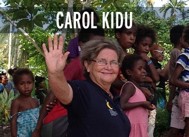 Carol Kidu Guide