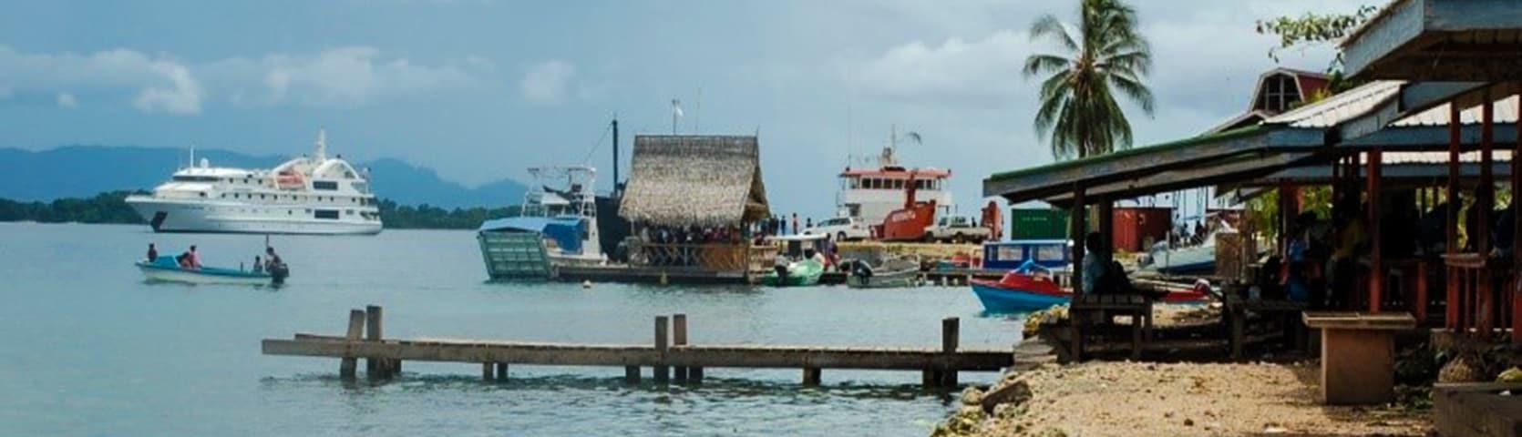 Gizo Waterfront 1