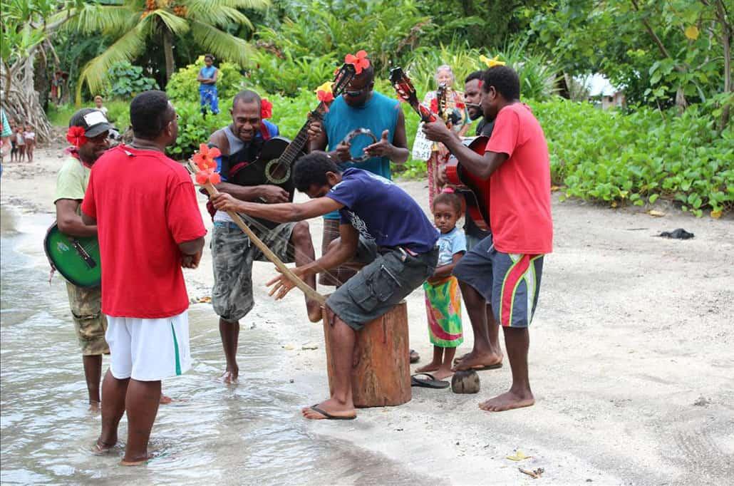 Vanuatu Beach Boys