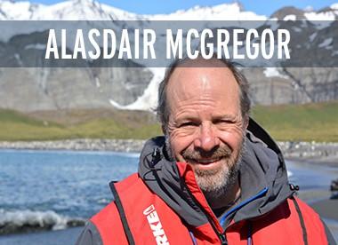 Alasdair McGregor