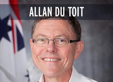 Allan du Toit Bio