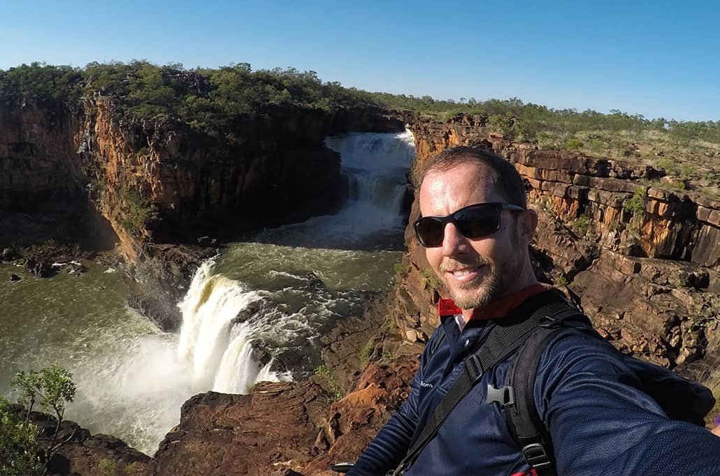 David Keech Waterfall