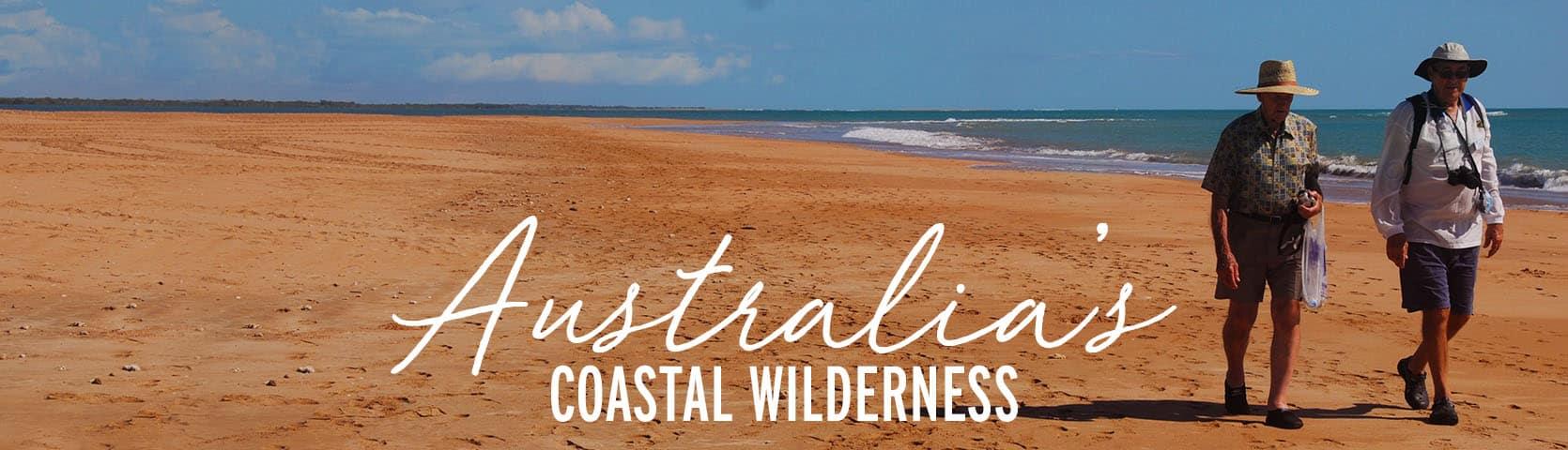 Coastal Wilderness Website Banner