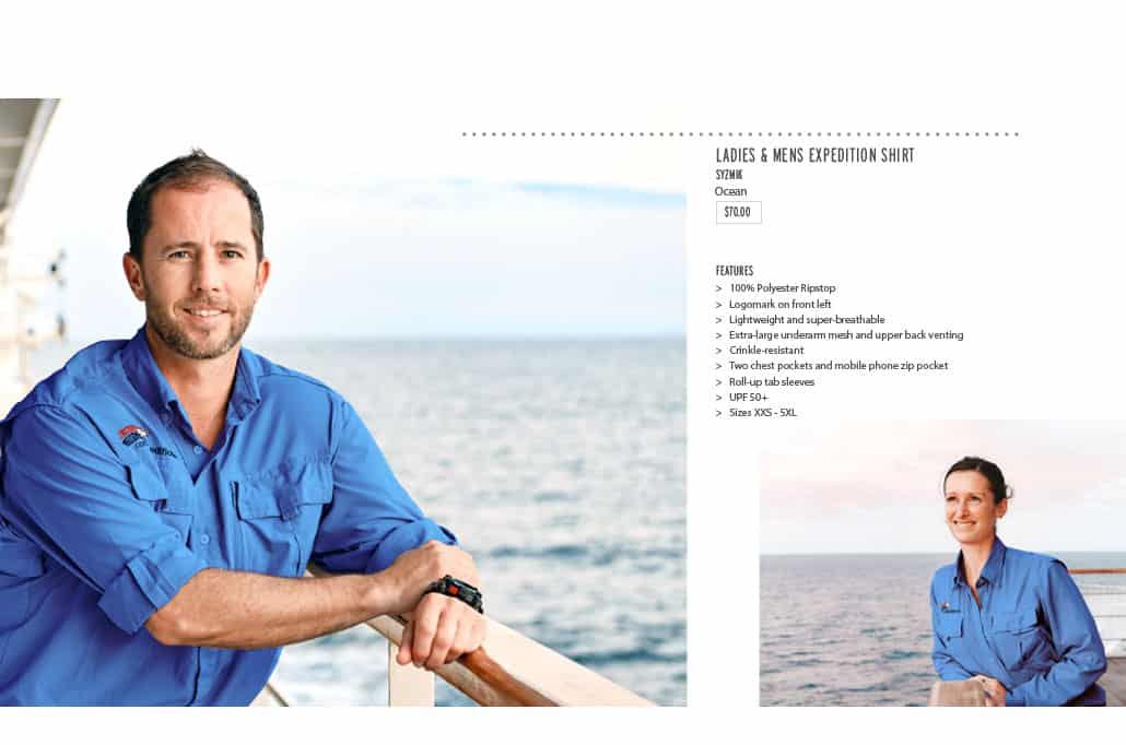 Coral Expeditions Merchandise