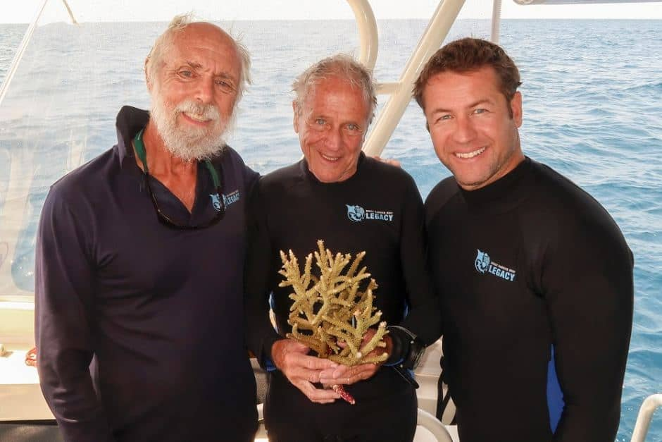 GBR Legacy team host a citizen science expedition in 2021