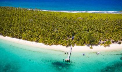 cocos island chris bray TH