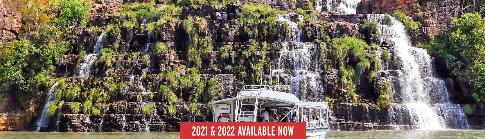 Kimberley 2021 & 2022 Waterfalls (2)