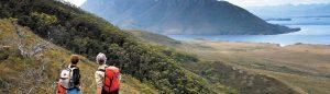 Tasmania Couple Hike Port Davey