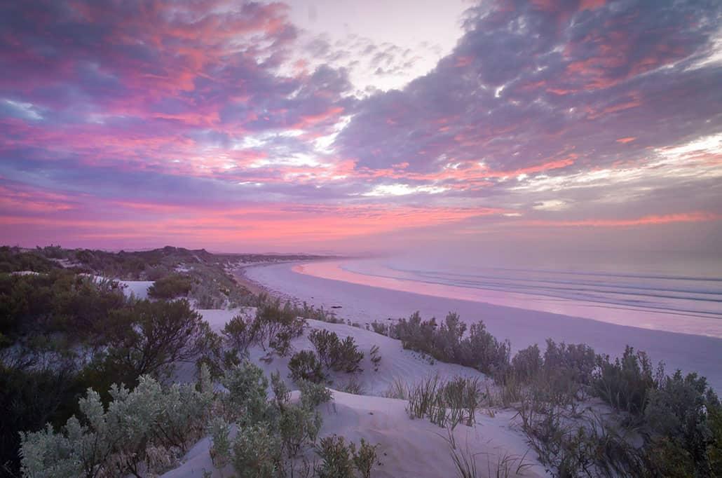 Sensation Beach Sunset - Quentin Chester