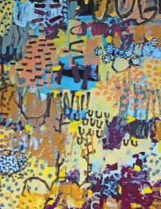 Naomi Hobson – Sea Light - 1300 x 1000 Coen / Lockhart River - Coral Geographer