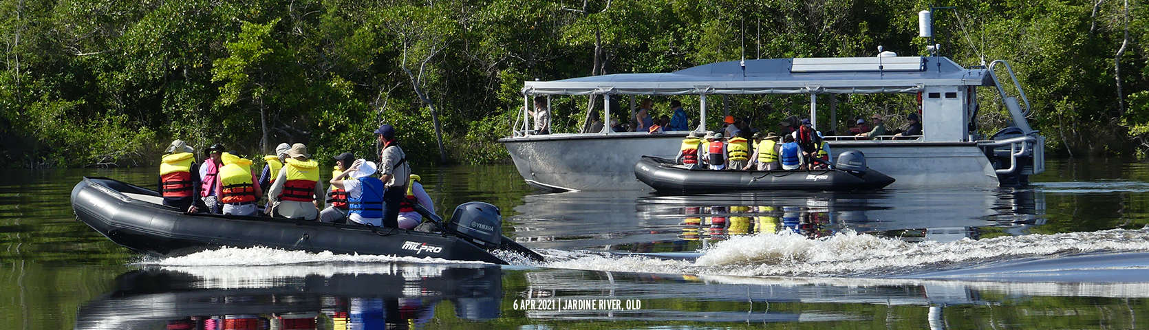 Jardine River April 2021