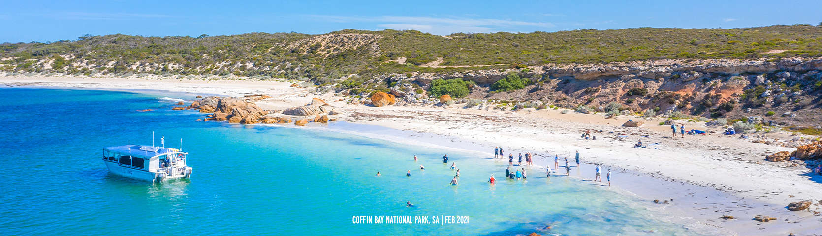Coffin-Bay-National-Park-South-Australia-Coral-Expeditions-Cruise