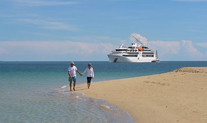 Farmer Island-Coral Expeditions-Northern Australia