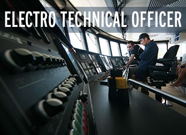 Job Ad for Website - Electro Technical Officer