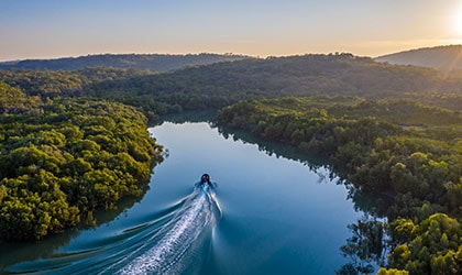 Across-The-Top-Of-Australia-Mangrove-Creek-Zodiac