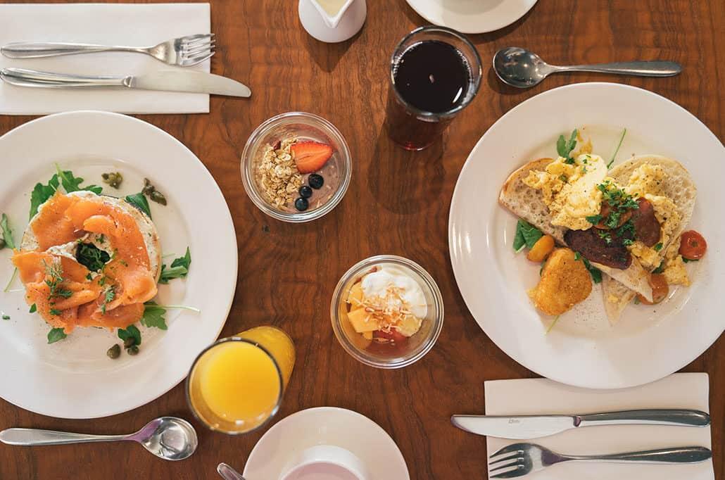 Food and Beverage - Breakfast 1
