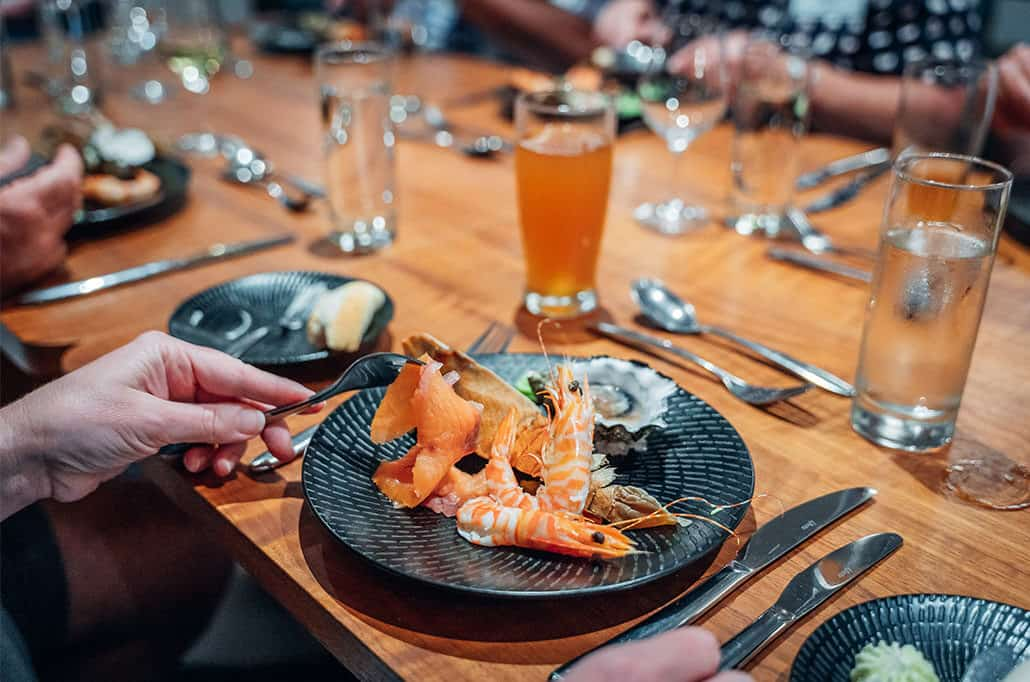 Food and Beverage - Dinner 3